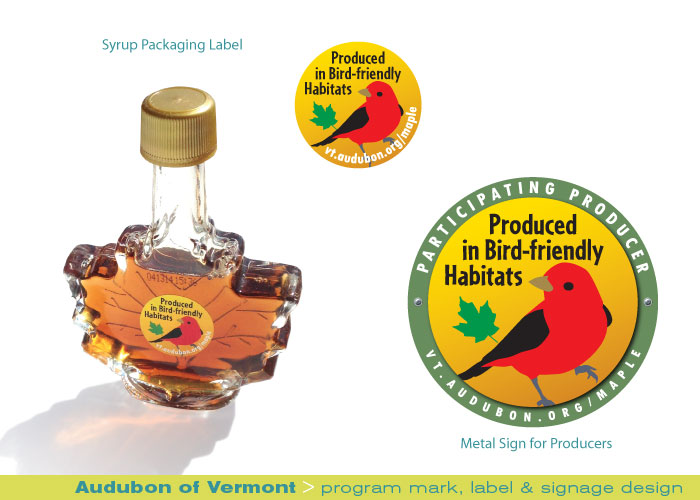 branding identity_Audubon Vermont_program mark