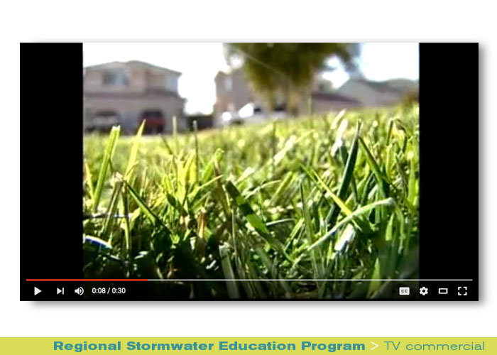 Broadcast: Regional Stormwater Education Program, Pet Waste