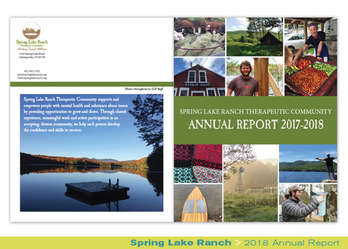 Spring Lake Ranch annual report