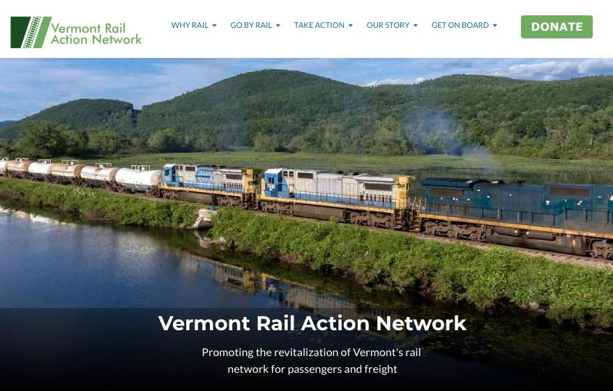 Vermont Rail Action Network